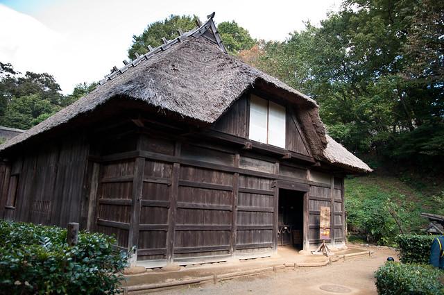 Nihon Minka-en (日本民家園)