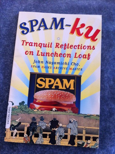 """Spam-ku from Twitpic 358321218"" by aforgrave, on Flickr"