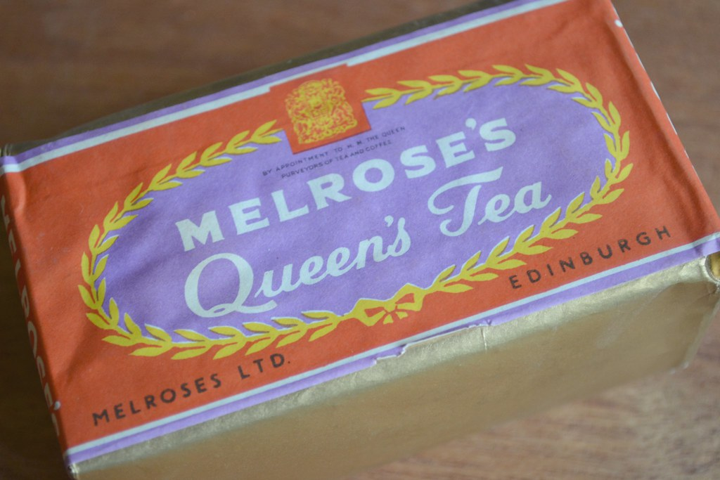 Vintage packaging | livinglongingly.com