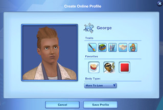 The sims 3 dating profile