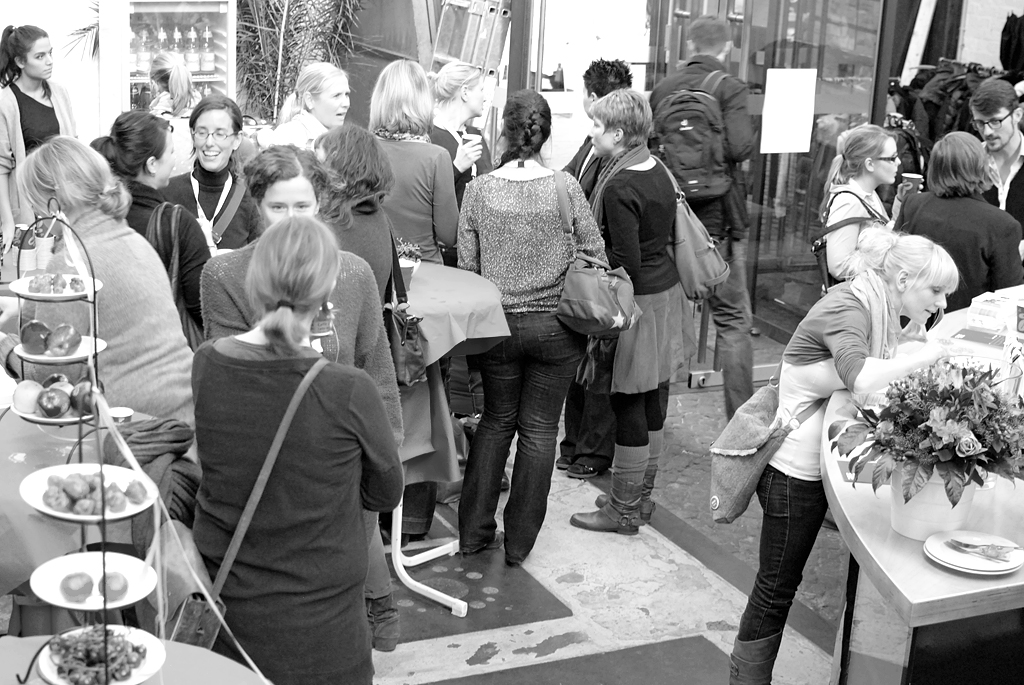 Impressionen von der Blogst-Konferenz 2012 in Hamburg