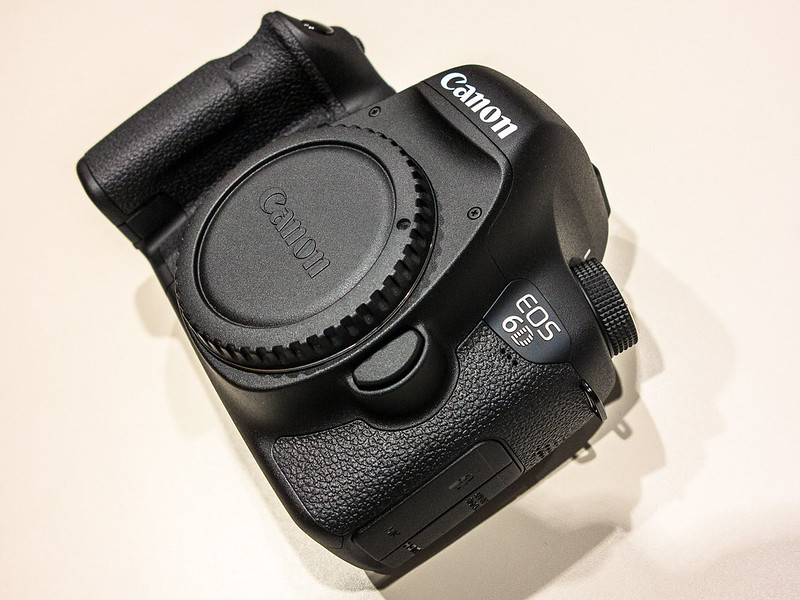Canon EOS 6D First Look
