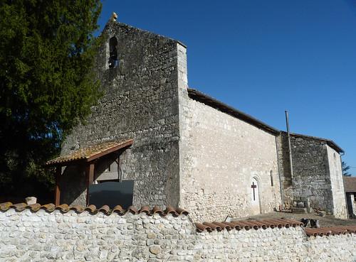 Clairac - L'Eglise Saint-Etienne de Marsac 01