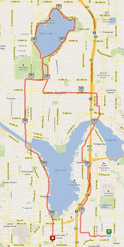 Today's awesome walk, 12.51 miles in 3:54 by christopher575