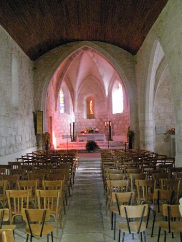 Saint Salvy - L'Eglise 02