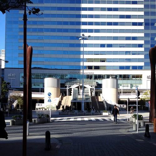 JR品川駅 by haruhiko_iyota