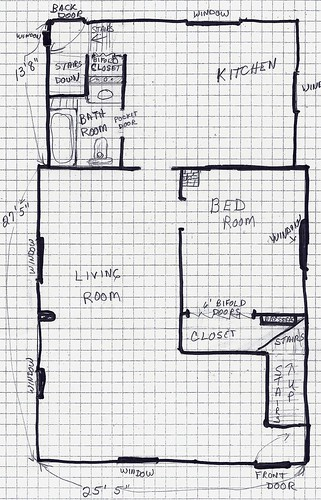 Floor Plan for First Floor0001
