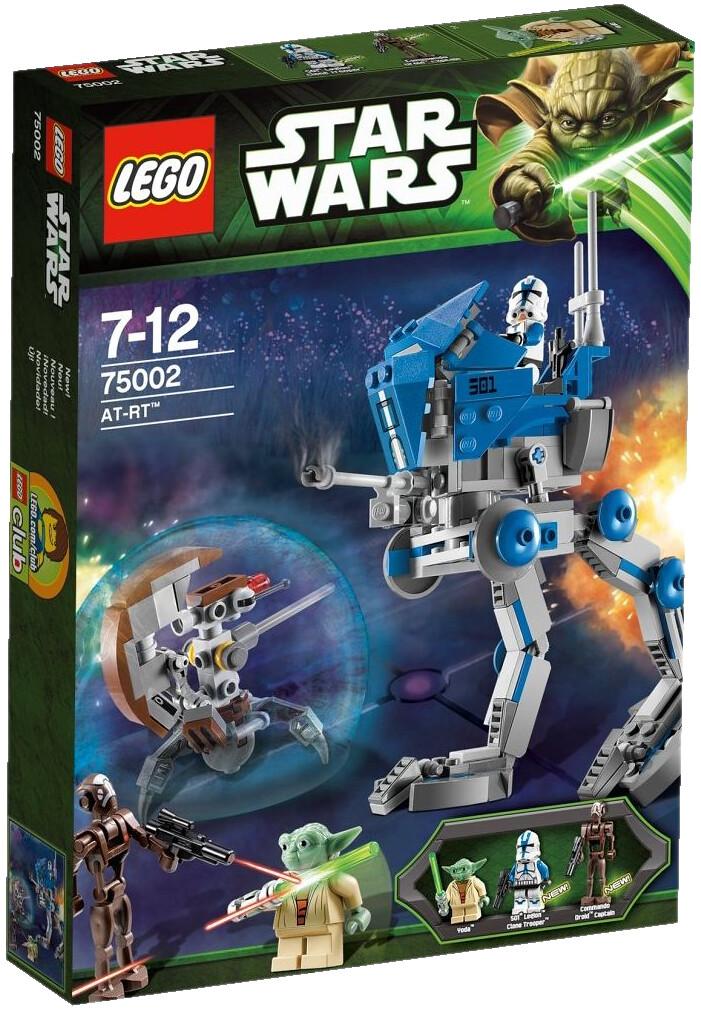 LEGO Star Wars 75002 – AT-RT - Box