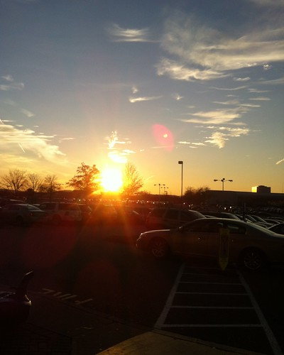 WPIR - sunday sunset