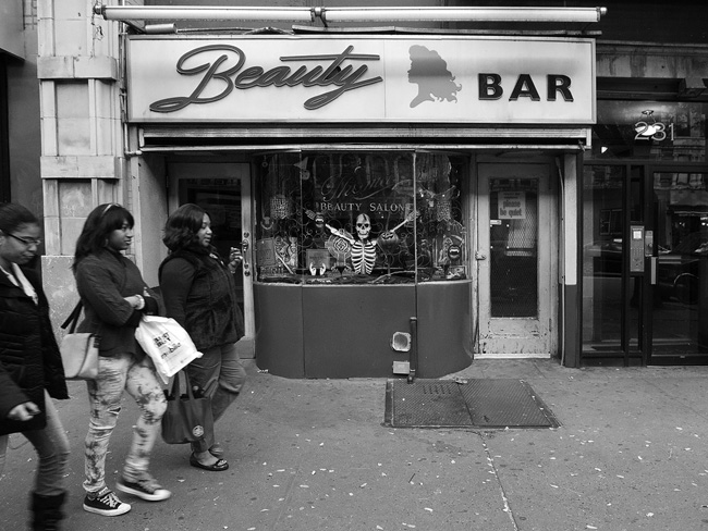 Beauty Bar, East Village