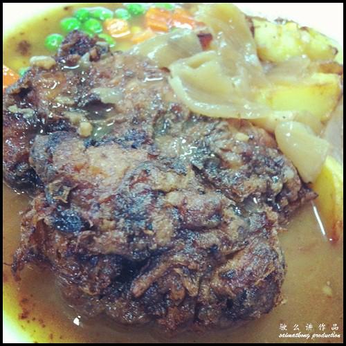 Yut Kee's Hainanese Chicken Chop 益记鸡扒 - RM8.50