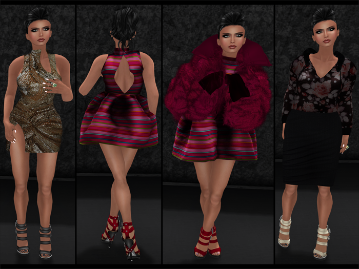 LIV-Glam Gifts + AHN-JI New Sandals + more