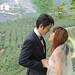 photo de mariage sur le pic du Lion, Zhejiang