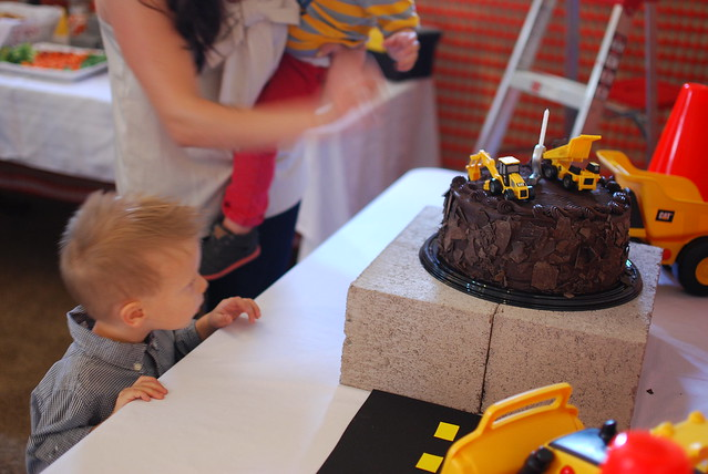 Henry's 2nd Birthday Party