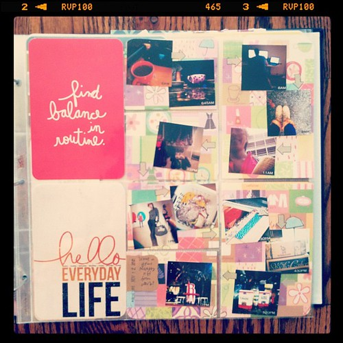 #projectlife week 46 right side