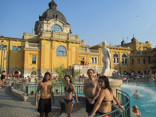Termas Budapest