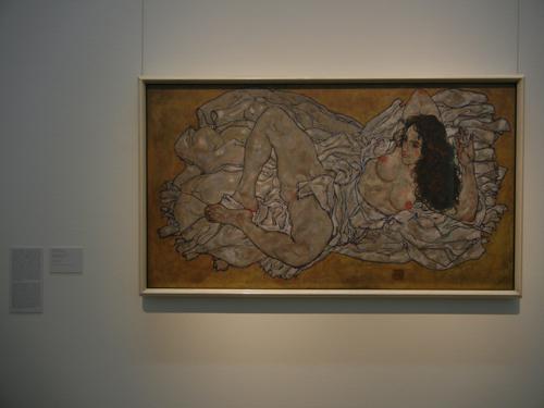 DSCN0910 _ Egon Schiele, Leopold Museum