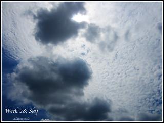 Week 28: Sky