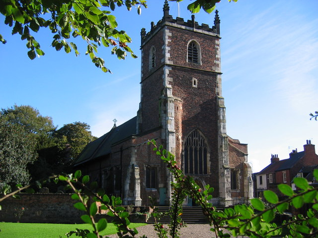 St James Church, Sutton-on-Hull