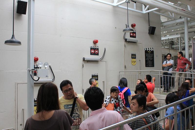 Universal Studios Singapore - Lights, Camera, Action!