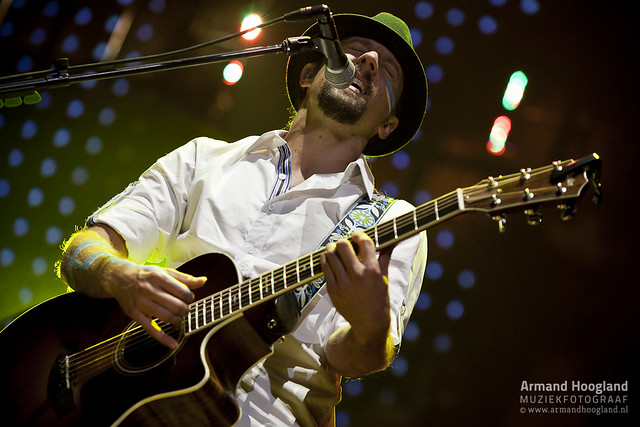 Jason Mraz @ Ziggo Dome