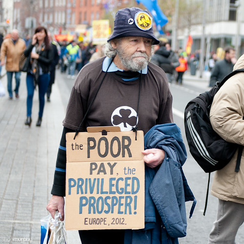 Dublin Austerity Protest 24.11.12 (Colm Roddy)