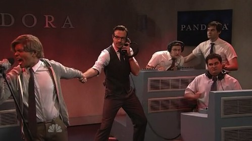Bruno Mars on Saturday Night Live