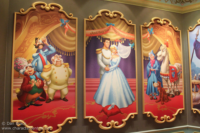 Cinderella's Fairy Tale Hall