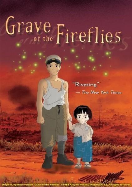 Grave of the Fireflies tendría su adaptación a la vida real