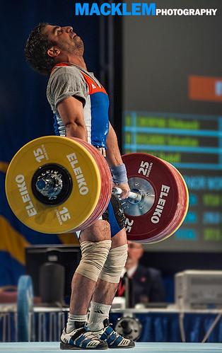 Falahati IRI 77kg