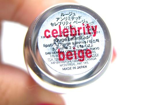Shu uemura karl lagerfeld celebrity beige