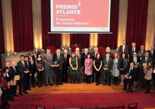 Sexta edición de los Premios Atlante de Prevención