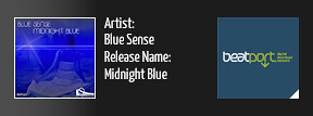 BSR022: Blue Sense - Midnight Blue