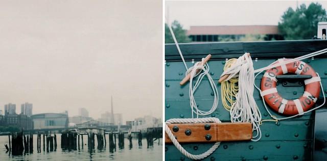 Boston Harbor, ect.