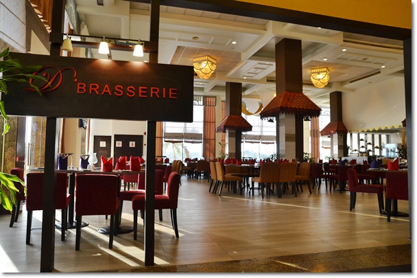 D' Brasserie @ Grand River View Hotel