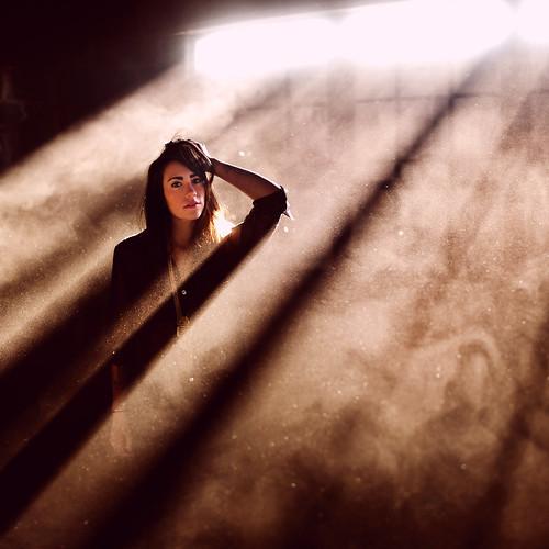 Rays por Cameron Bushong