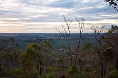 Sunset on Gooseberry Hill