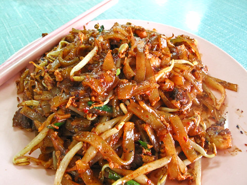 IMG_1759 Fried Koay Teow - Larut Matang food court Taiping