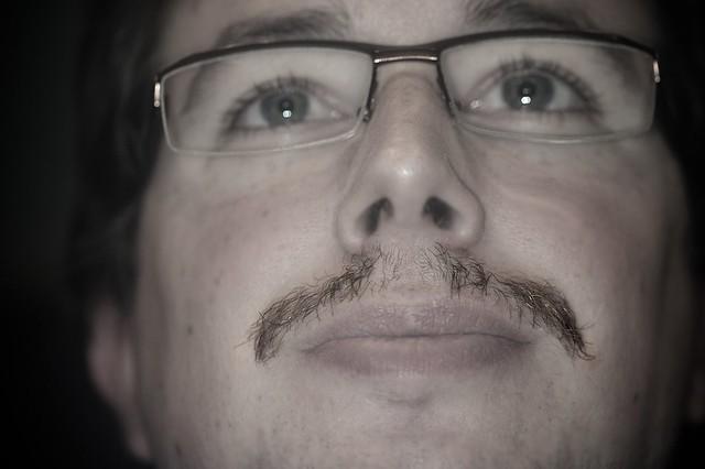 335/366: Moustache