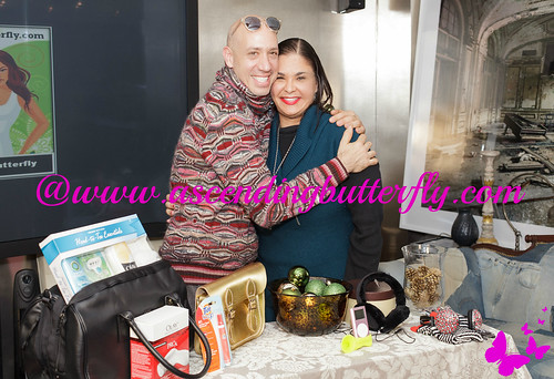 Robert Verdi Proctor and Gamble Holiday Buying Guide Blog Shoot Pro Shot with Ascending Butterfly 01 WATERMARKED