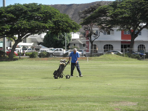 Ala Wai Golf Course 052