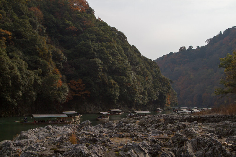 嵐山妙見堂