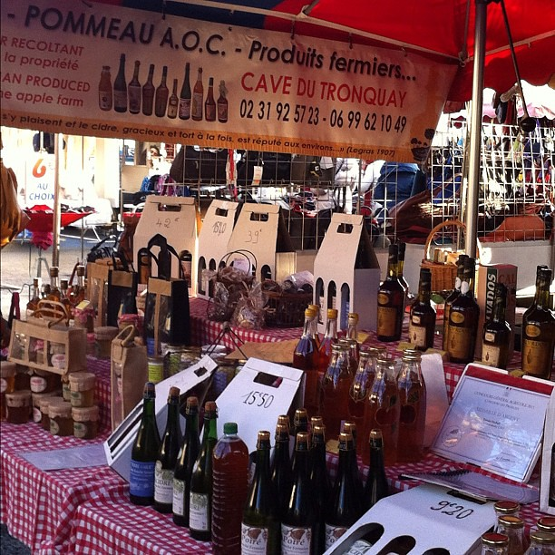 Pommeau and Cider and Calvados, oh my!