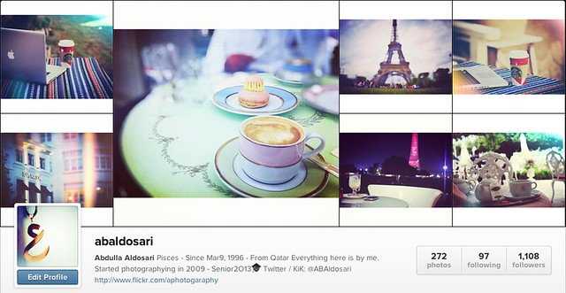 Follow me on Instagram : @ABAldosari