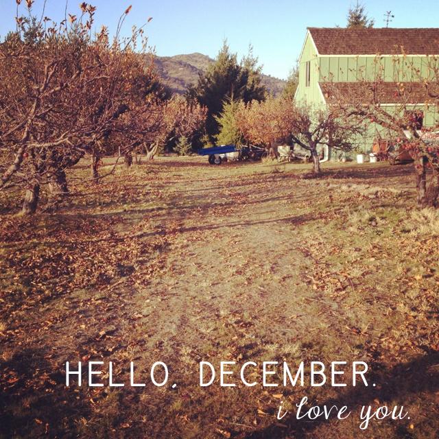 Last December (2011)