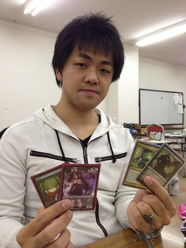 GPT Singapore - Chiba 2nd Champion : Yoshimori Sho