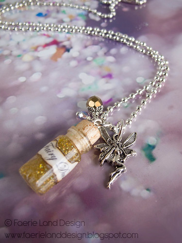 Collana Fairy Dust Vial