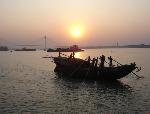 Hooghly River Kolkata