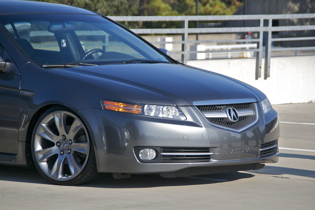 Acura TL With OEM Style Wheels AcuraZine Acura Enthusiast Community - Acura mdx oem wheels