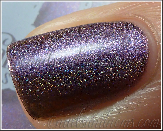 Enchanted Polish Ho Ho Holoday - Dance Of The Sugar Plum 3